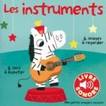 Les instruments éditions Gallimard Jeunesse musique