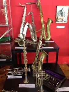 Instruments Apollium