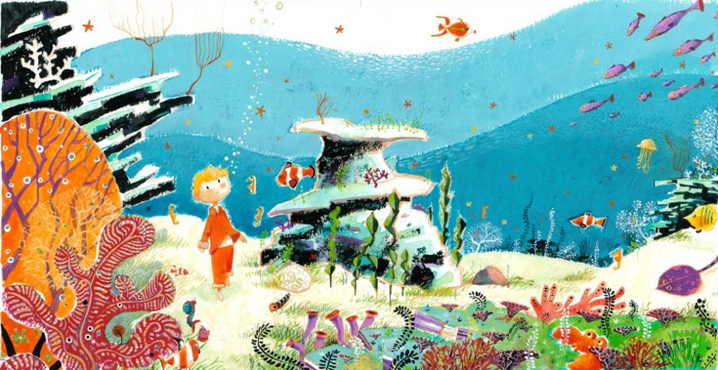 Les symphonies subaquatiques conte musical engagé