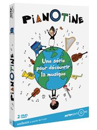 dvd Pianotine